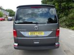 VOLKSWAGEN TRANSPORTER T32 T6 TDI 150 5 SEAT KOMBI HIGHLINE BMT WITH TAILGATE - EURO SIX IN INDIUM GREY - 1422 - 4