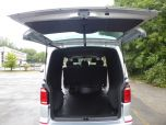 VOLKSWAGEN TRANSPORTER T32 T6 TDI 150 6 SPEED 5 SEAT KOMBI HIGHLINE BMT LWB - EURO SIX WITH TAILGATE IN SILVER - 1468 - 10