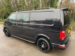 VOLKSWAGEN TRANSPORTER T6 TDI 150 6 SPEED 5 SEAT KOMBI HIGHLINE LWB IN BLACK WITH TAILGATE - EURO SIX - 1933 - 7