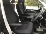 VOLKSWAGEN TRANSPORTER T6 TDI 9 SEAT SHUTTLE SWB BMT IN INDIUM GREY - EURO SIX - 1510 - 12