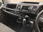 VOLKSWAGEN TRANSPORTER T6 TDI 7 SPEED DSG AUTO 8/9 SEAT SHUTTLE SE BMT LWB IN INDIUM GREY - EURO SIX WITH REVERSE CAMERA - 1596 - 15