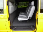 VOLKSWAGEN TRANSPORTER T32 T5 T6 TDI 6 SEAT KOMBI STARTLINE 6 SPEED 140 SWB WITH TAILGATE IN YELLOW - 1371 - 6