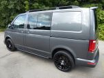 VOLKSWAGEN TRANSPORTER T32 T6 TDI 150 5 SEAT KOMBI HIGHLINE BMT WITH TAILGATE - EURO SIX IN INDIUM GREY - 1422 - 3