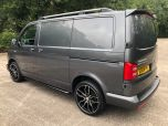 VOLKSWAGEN TRANSPORTER T6 TDI HIGHLINE SWB IN INDIUM GREY - EURO SIX - 1786 - 3