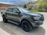 FORD RANGER WILDTRAK ECOBLUE DOUBLE CAB PICK UP 10 SPEED DSG AUTO IN SEA GREY - 2084 - 2