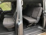 VOLKSWAGEN TRANSPORTER T6 TDI 7 SPEED DSG AUTO 8/9 SEAT SHUTTLE SE BMT LWB IN INDIUM GREY - EURO SIX WITH REVERSE CAMERA - 1596 - 6
