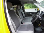 VOLKSWAGEN TRANSPORTER T32 T5 T6 TDI 6 SEAT KOMBI STARTLINE 6 SPEED 140 SWB WITH TAILGATE IN YELLOW - 1371 - 11