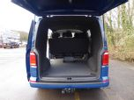 VOLKSWAGEN TRANSPORTER T28 T6 TDI BMT 140 6 SPEED 6 SEAT KOMBI WITH TAILGATE - 1211 - 10