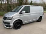 VOLKSWAGEN TRANSPORTER T6 TDI 150 6 SPEED HIGHLINE SWB IN SILVER - EURO SIX - 2043 - 1