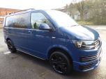 VOLKSWAGEN TRANSPORTER T28 T6 TDI BMT 140 6 SPEED 6 SEAT KOMBI WITH TAILGATE - 1211 - 2