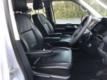 VOLKSWAGEN TRANSPORTER T6 TDI 204 DSG AUTO SWB 8/9 SEAT SHUTTLE SE BMT EURO SIX IN SILVER WITH LEATHER SEATS - 1513 - 14