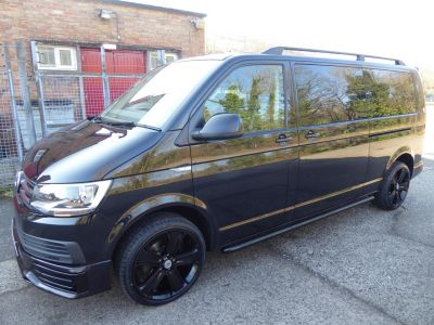 Used VOLKSWAGEN TRANSPORTER SHUTTLE in Mid Glamorgan South Wales for sale