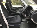 VOLKSWAGEN TRANSPORTER T6 TDI 9 SEAT SHUTTLE SWB BMT IN INDIUM GREY - EURO SIX - 1510 - 17