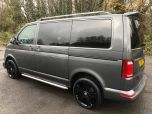 VOLKSWAGEN TRANSPORTER T6 TDI 9 SEAT SHUTTLE SWB BMT IN INDIUM GREY - EURO SIX - 1510 - 3