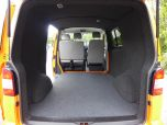 VOLKSWAGEN TRANSPORTER T32 T5 T6 TDI 140 6 SPEED WINDOW VAN WITH TAILGATE IN ORANGE - 1320 - 10