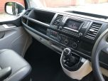 VOLKSWAGEN TRANSPORTER T6 TDI 150 6 SPEED 8 SEAT SHUTTLE SE SWB IN INDIUM GREY - EURO SIX - 1800 - 16