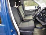 VOLKSWAGEN TRANSPORTER T28 T6 TDI BMT 140 6 SPEED 6 SEAT KOMBI WITH TAILGATE - 1211 - 12