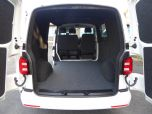 VOLKSWAGEN TRANSPORTER T6 TDI 150 6 SPEED STARTLINE BMT WITH AIR CON - RARE VAN - EURO SIX IN CANDY WHITE - 1442 - 10
