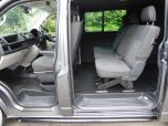 VOLKSWAGEN TRANSPORTER T32 T6 TDI 150 5 SEAT KOMBI HIGHLINE BMT WITH TAILGATE - EURO SIX IN INDIUM GREY - 1422 - 8