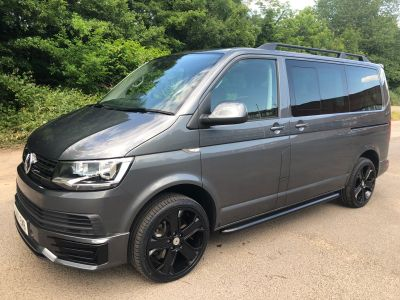 Used VOLKSWAGEN TRANSPORTER in Mid Glamorgan South Wales for sale