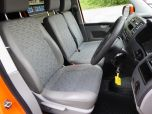 VOLKSWAGEN TRANSPORTER T32 T5 T6 TDI 140 6 SPEED WINDOW VAN WITH TAILGATE IN ORANGE - 1320 - 14
