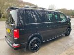 VOLKSWAGEN TRANSPORTER T6 TDI 150 6 SPEED 5 SEAT KOMBI HIGHLINE LWB IN BLACK WITH TAILGATE - EURO SIX - 1933 - 4