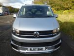 VOLKSWAGEN TRANSPORTER T6 TDI 7 SPEED DSG AUTO 5 SEAT KOMBI HIGHLINE BMT EURO SIX IN SILVER WITH TAILGATE - 1497 - 7