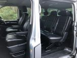 VOLKSWAGEN TRANSPORTER T6 TDI 204 DSG AUTO SWB 8/9 SEAT SHUTTLE SE BMT EURO SIX IN SILVER WITH LEATHER SEATS - 1513 - 6