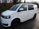 VOLKSWAGEN TRANSPORTER T28 T5 T6 TDI BLUEMOTION TECHNOLOGY 6 SEAT KOMBI WITH AIR CON - 1187 - 1