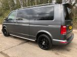 VOLKSWAGEN TRANSPORTER T6 TDI 7 SPEED DSG AUTO 8/9 SEAT SHUTTLE SE BMT LWB IN INDIUM GREY - EURO SIX WITH REVERSE CAMERA - 1596 - 3