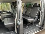 VOLKSWAGEN TRANSPORTER T6 TDI 9 SEAT SHUTTLE SE LWB IN INDIUM GREY - EURO SIX - 1980 - 11
