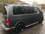 VOLKSWAGEN TRANSPORTER T6 TDI 9 SEAT SHUTTLE SWB BMT IN INDIUM GREY - EURO SIX - 1510 - 5