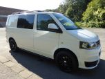 VOLKSWAGEN TRANSPORTER T30 T5 T6 TDI BLUEMOTION TECHNOLOGY WITH AIR CON IN CANDY WHITE - 1451 - 2