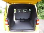 VOLKSWAGEN TRANSPORTER T32 T5 T6 TDI 6 SEAT KOMBI STARTLINE 6 SPEED 140 SWB WITH TAILGATE IN YELLOW - 1371 - 8
