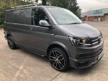 VOLKSWAGEN TRANSPORTER T6 TDI HIGHLINE SWB IN INDIUM GREY - EURO SIX - 1786 - 2