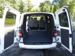 VOLKSWAGEN TRANSPORTER T30 T5 T6 TDI BLUEMOTION TECHNOLOGY WITH AIR CON IN CANDY WHITE - 1451 - 9