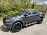 FORD RANGER WILDTRAK ECOBLUE DOUBLE CAB PICK UP 10 SPEED DSG AUTO IN SEA GREY - 2084 - 1