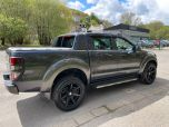 FORD RANGER WILDTRAK ECOBLUE DOUBLE CAB PICK UP 10 SPEED DSG AUTO IN SEA GREY - 2084 - 7