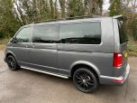 VOLKSWAGEN TRANSPORTER T6 TDI 9 SEAT SHUTTLE SE LWB IN INDIUM GREY - EURO SIX - 1980 - 7