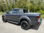 FORD RANGER WILDTRAK ECOBLUE DOUBLE CAB PICK UP 10 SPEED DSG AUTO IN SEA GREY - 2084 - 5
