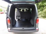 VOLKSWAGEN TRANSPORTER T32 T6 TDI 150 5 SEAT KOMBI HIGHLINE BMT WITH TAILGATE - EURO SIX IN INDIUM GREY - 1422 - 10
