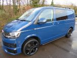 VOLKSWAGEN TRANSPORTER T28 T6 TDI BMT 140 6 SPEED 6 SEAT KOMBI WITH TAILGATE - 1211 - 1