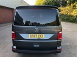 VOLKSWAGEN TRANSPORTER T6 TDI 150 6 SPEED 8 SEAT SHUTTLE SE SWB IN INDIUM GREY - EURO SIX - 1800 - 3