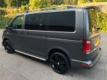 VOLKSWAGEN TRANSPORTER T6 TDI 150 6 SPEED 8 SEAT SHUTTLE SE SWB IN INDIUM GREY - EURO SIX - 1800 - 5