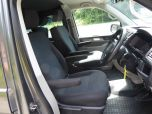 VOLKSWAGEN TRANSPORTER T32 T6 TDI 150 5 SEAT KOMBI HIGHLINE BMT WITH TAILGATE - EURO SIX IN INDIUM GREY - 1422 - 12