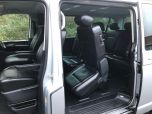 VOLKSWAGEN TRANSPORTER T6 TDI 204 DSG AUTO SWB 8/9 SEAT SHUTTLE SE BMT EURO SIX IN SILVER WITH LEATHER SEATS - 1513 - 9