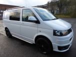 VOLKSWAGEN TRANSPORTER T28 T5 T6 TDI BLUEMOTION TECHNOLOGY 6 SEAT KOMBI WITH AIR CON - 1187 - 2