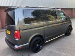VOLKSWAGEN TRANSPORTER T6 TDI 150 6 SPEED 8 SEAT SHUTTLE SE SWB IN INDIUM GREY - EURO SIX - 1800 - 7